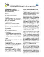 Auto – Sérénité (Omnium Partielle)