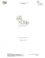 PJ – Privilège