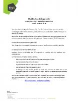 Modifications Pack Famille Cover4You – Assistance Sérénité