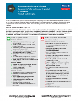 IPID – Assistance Sérénité (06/2019)