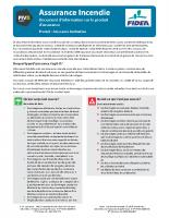 IPID Assurance Habitation